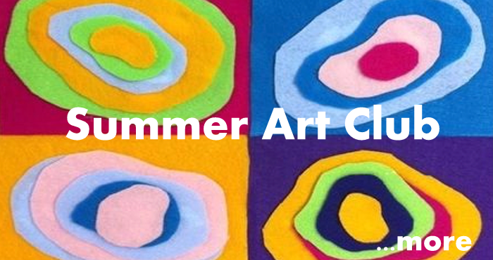 Summer Art Club